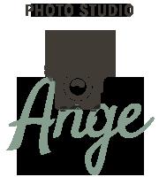 写真館 スタジオ アンジェのロゴ/photo studio ange